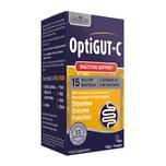 Natures Aid OptiGUT-C (15 Billion Bacteria) Probiotics, 120g