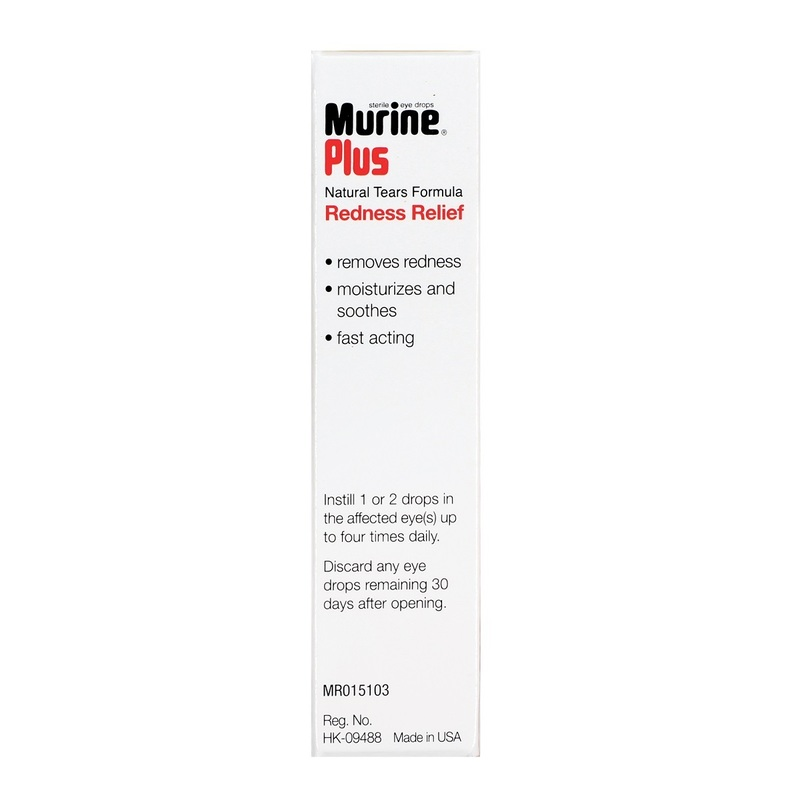 Murine Plus-2 Eye Drops 15mL