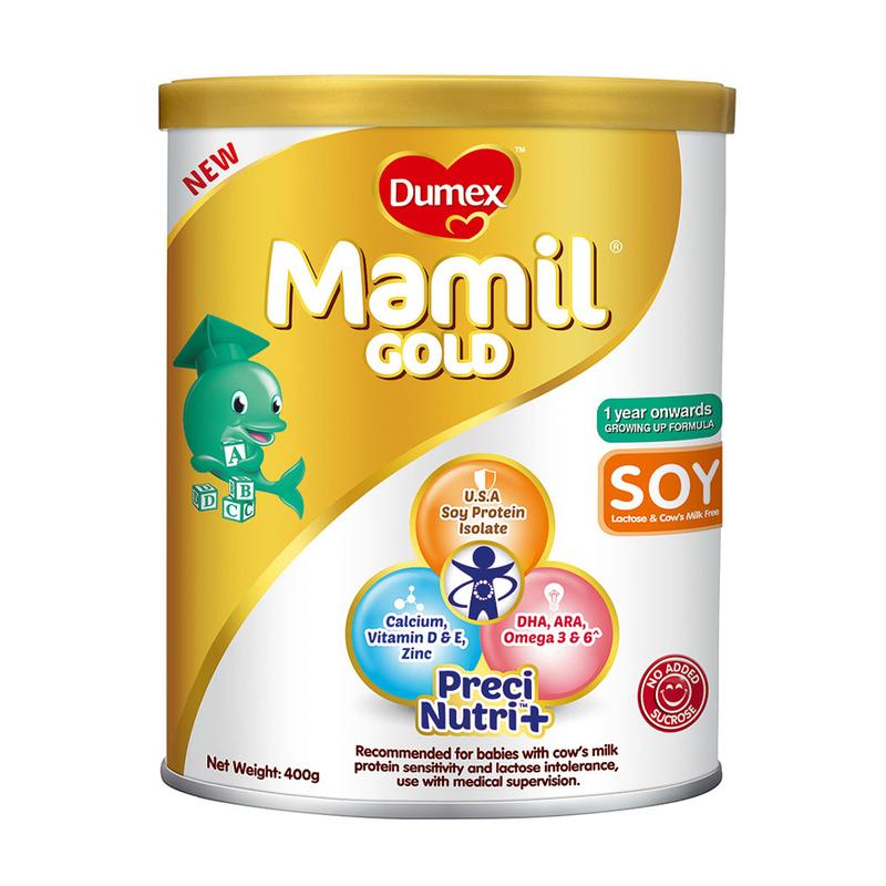 Dumex Mamil Gold Soy 400g