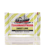 Fisherman's Friend Sugarfree Sweet Lime Lozenges 25g