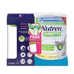 Nutren Diabetes Powder, 800g banded with Container