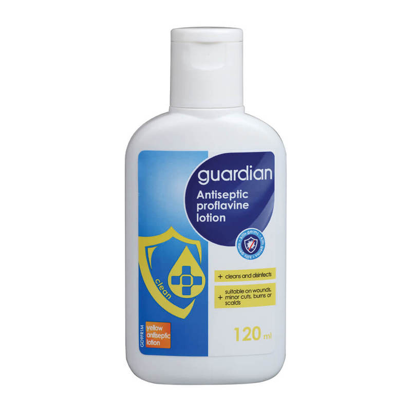 Guardian Antiseptic Proflavine Lotion, 120ml