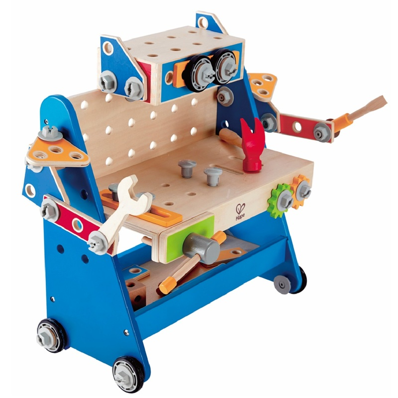 Hape Robot Workbench