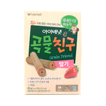 Ivenet Bebe Grain Friend (Strawberry) 40g