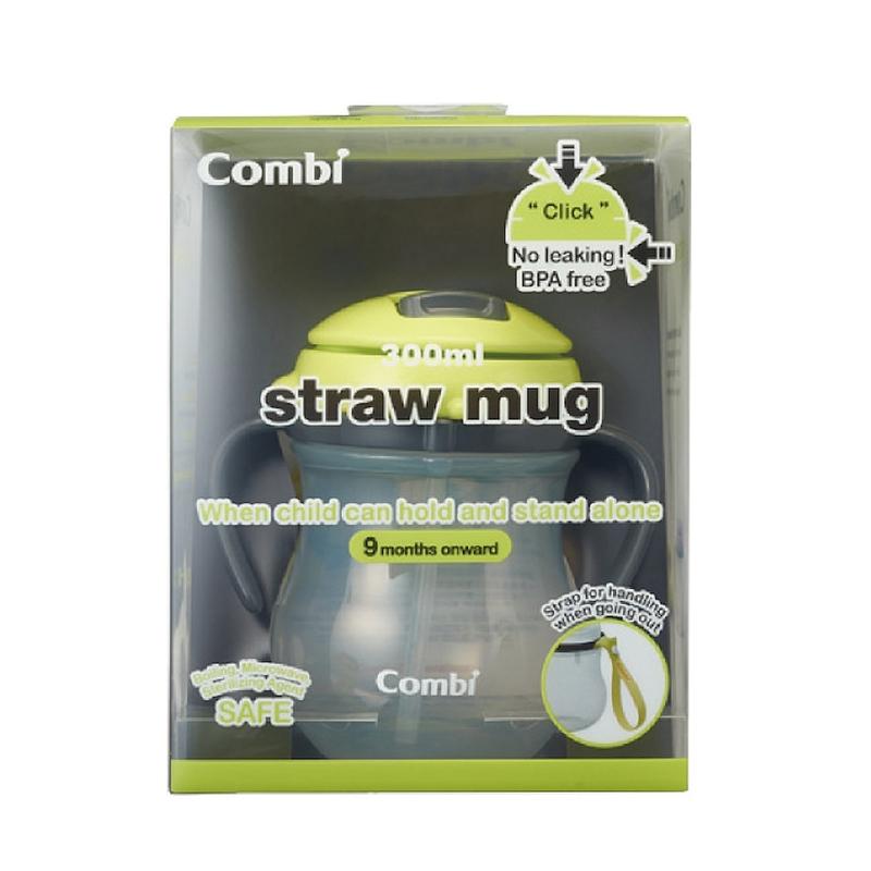Combi: Teteo Straw Cup Balloon Neo
