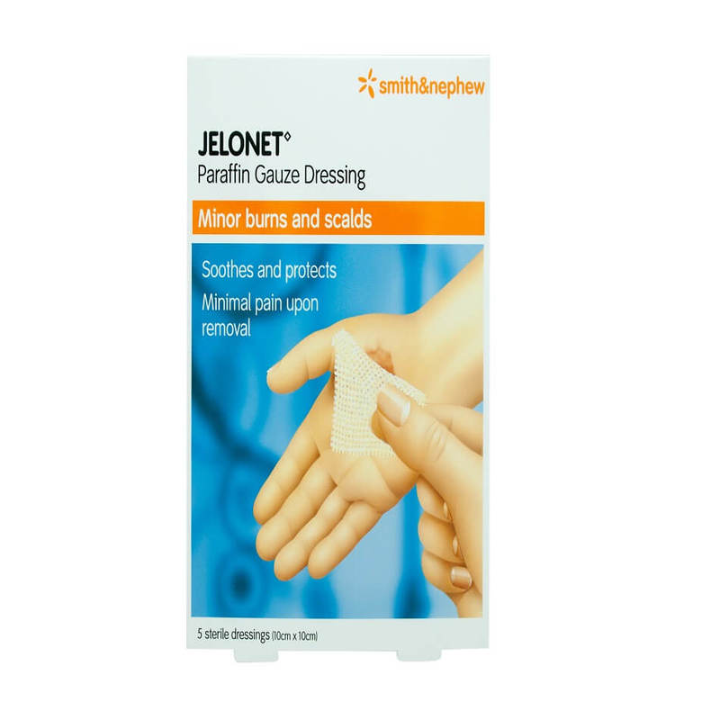 Smith & Nephew  Jelonet 10Cmx10Cm