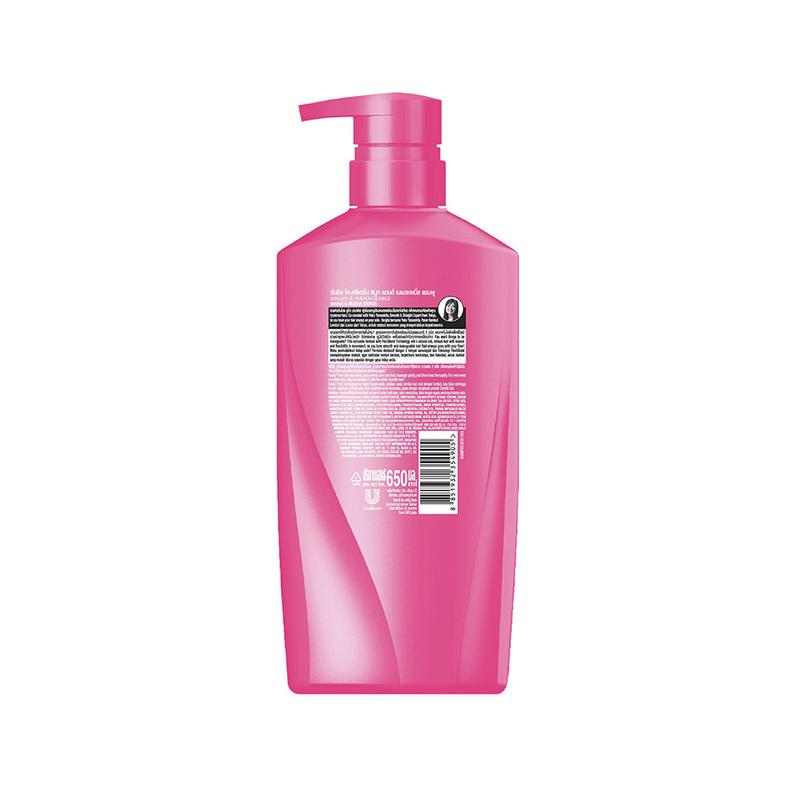 Sunsilk  Smooth & Manageable Shampoo, 650mL