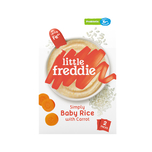 Organic Simply Baby Rice With Carrot (Probiotic) 80g x2