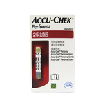 Performa Test Strips ,25s