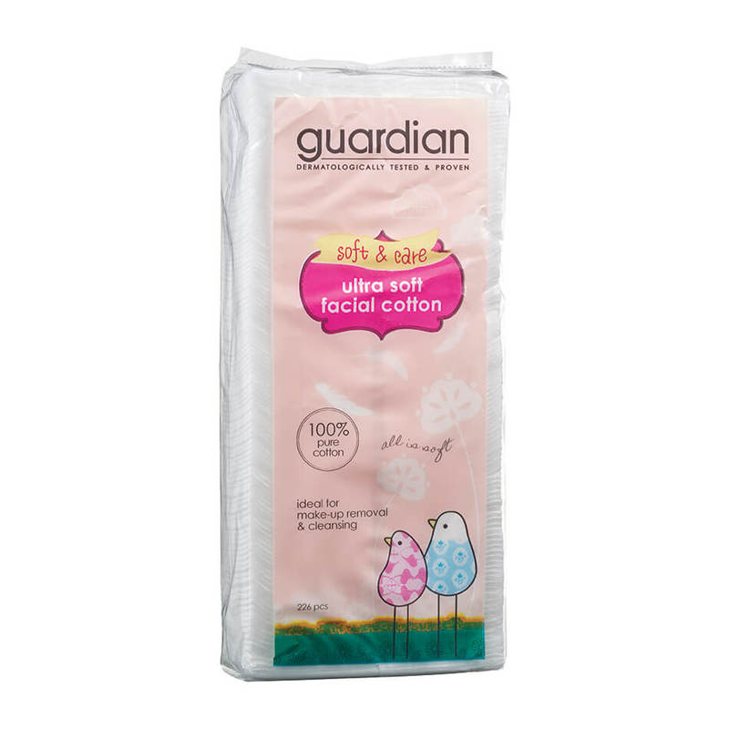 Guardian Facial Cotton, 226pcs