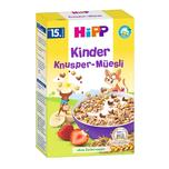 Hipp Organic Kids Muesli Crunchy (15M+) 200g