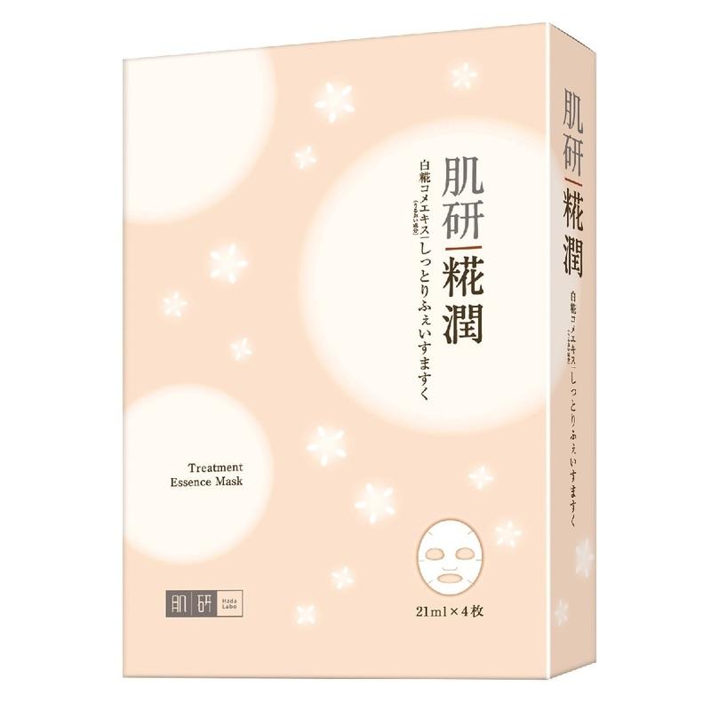 Hada Labo Kouji Paper Mask 4pcs