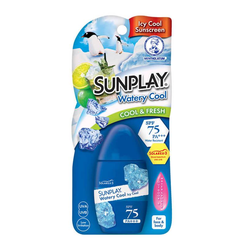 Sunplay Watery Cool Lotion SPF75 PA+++ 35g