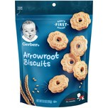 Gerber Arrowroot Cookies Pouch, 155g