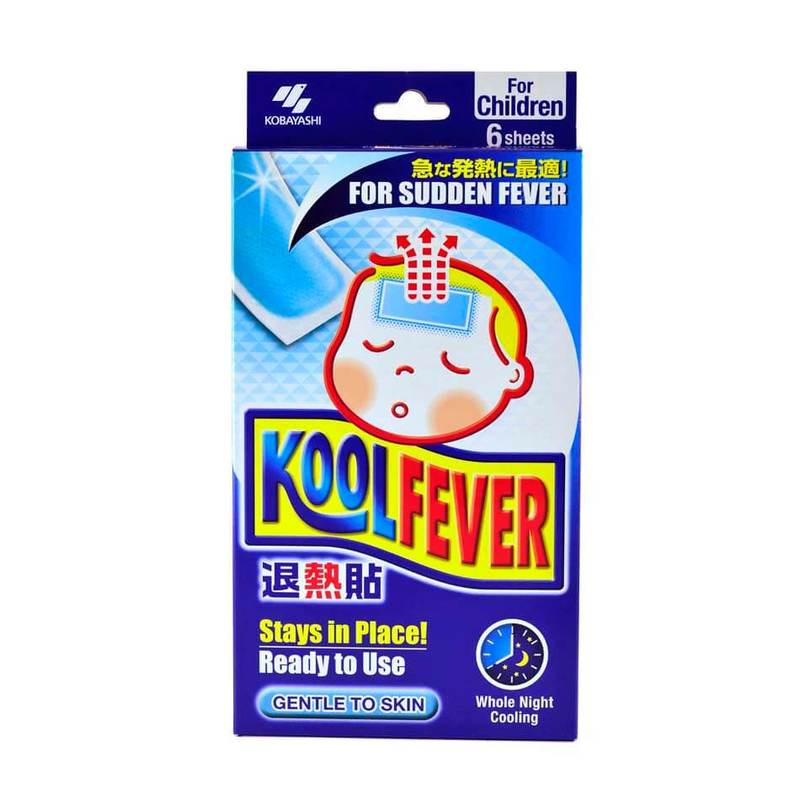 Koolfever Children, 6pcs