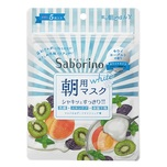 Saborino Morning Mask Fresh White, 5pcs