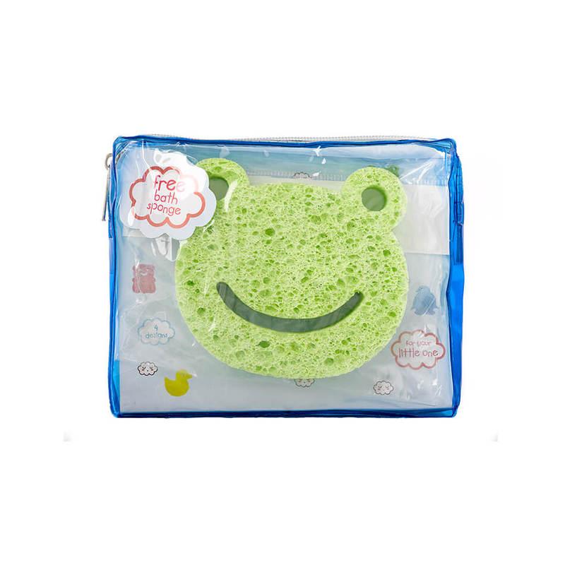 Cetaphil Baby Travel Kit with Free Bath Sponge