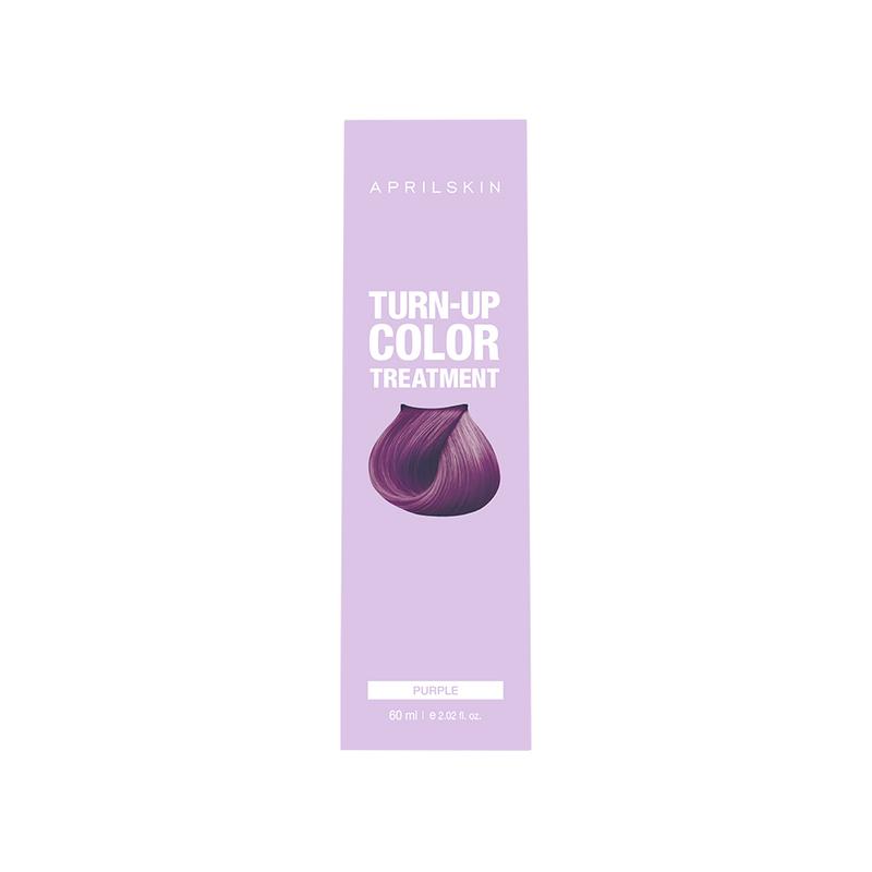 Aprilskin Turn Up Color Treatment Purple, 60ml