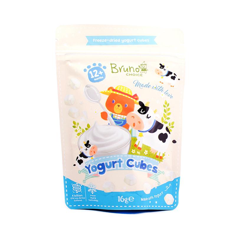 Bruno Choice Yogurt Cubes 12+months 16g