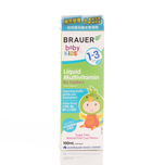 Brauer Liquid Multivitamin for Toddlers 100ml