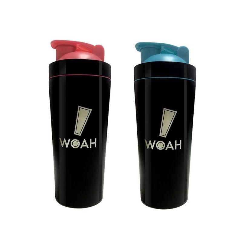 Woah Shaker Bottle Free Gift