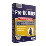 Natures Aid Pro-100 Ultra 100 Billion Bacteria, 30 capsules
