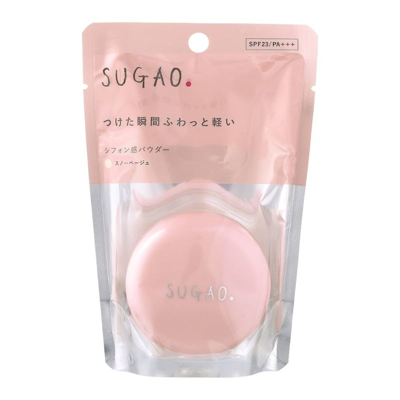Sugao Chiffon Powder Snow Beige 4.5G