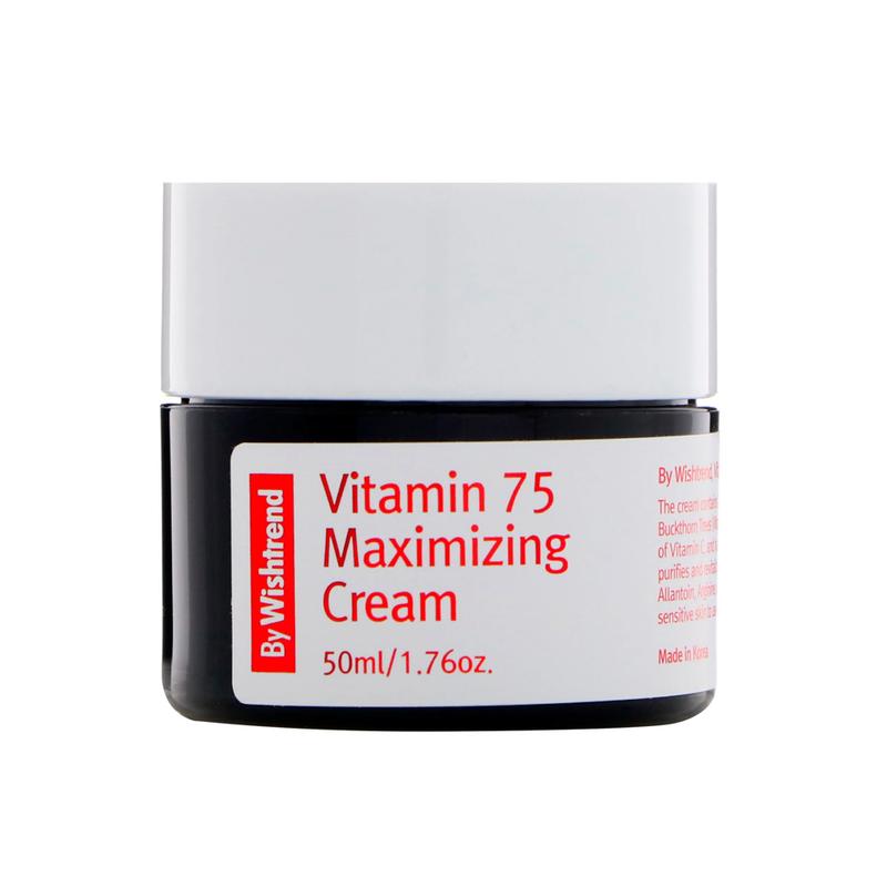 By Wishtrend Vitamin 75 Maximizing Cream, 50ml