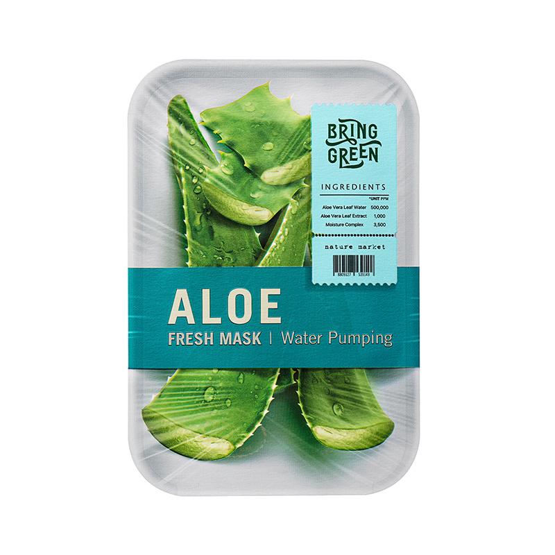 Bring Green Fresh Mask Aloe 20g