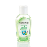 Mannings Hand Rub-Aloe And Mint 50mL