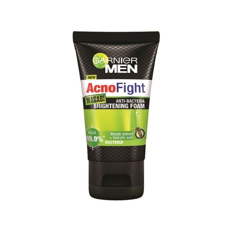 Garnier Acno Fight Wasabi Anti-Bacteria Brightening Foam 100ml