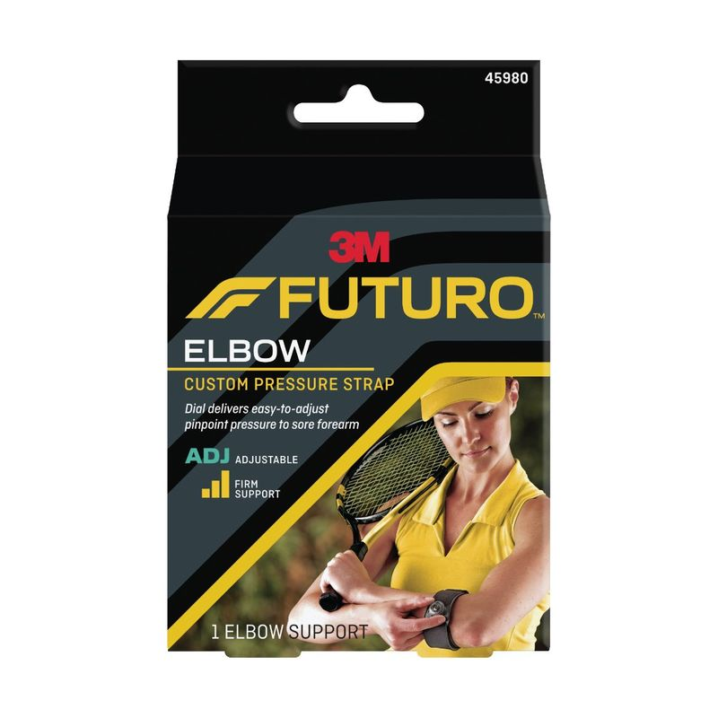 Futuro Custom Press Elbow Strap Adjustable