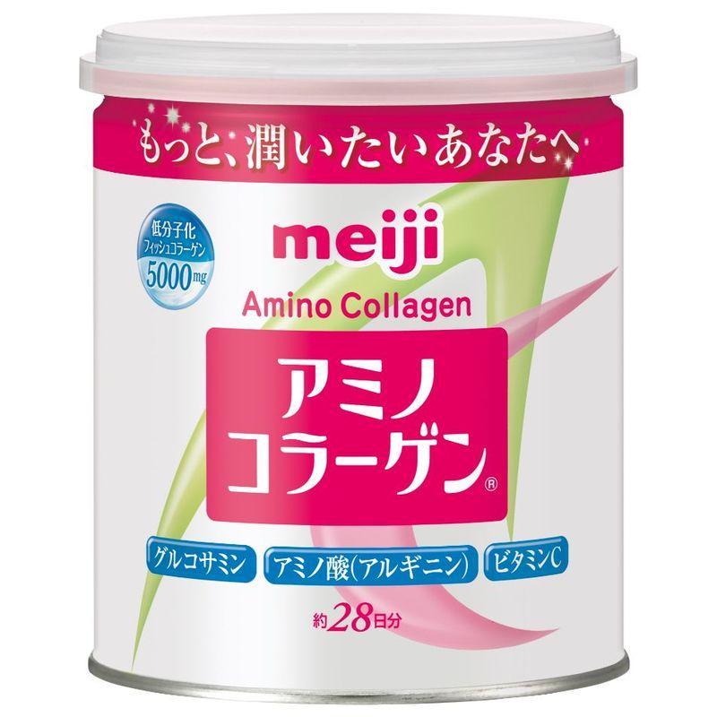 Meiji Amino Collagen Regular Can, 200g