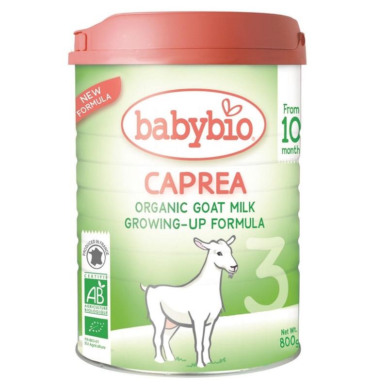 Babybio Organic Goat Milk Growing-up Formula (from 10 months)