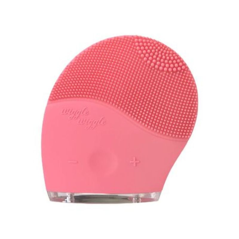 Wiggle Wiggle Sonic Silicon Face Cleanser Pink