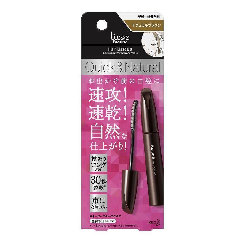 Liese Blaune Hair Mascara Natural Brown 12ml