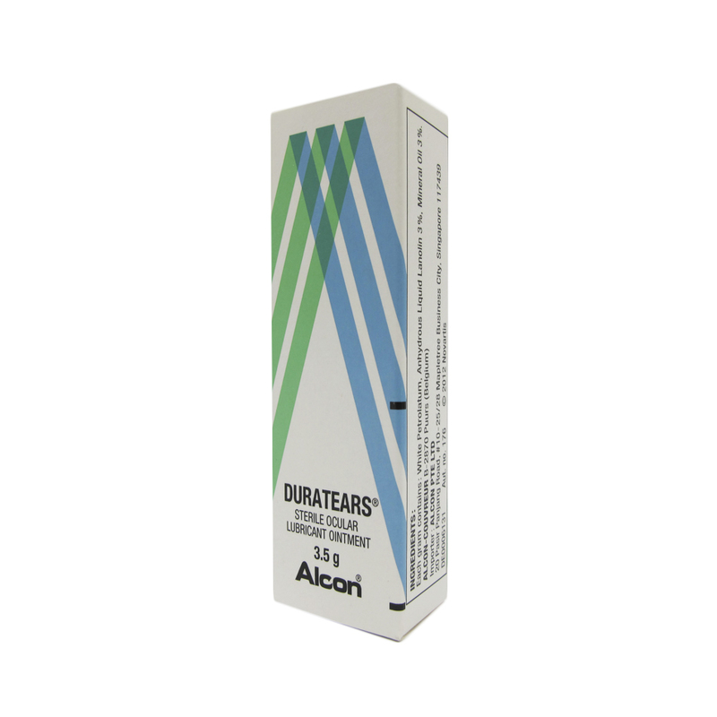 Alcon Duratears Eye Ointment, 3.5g