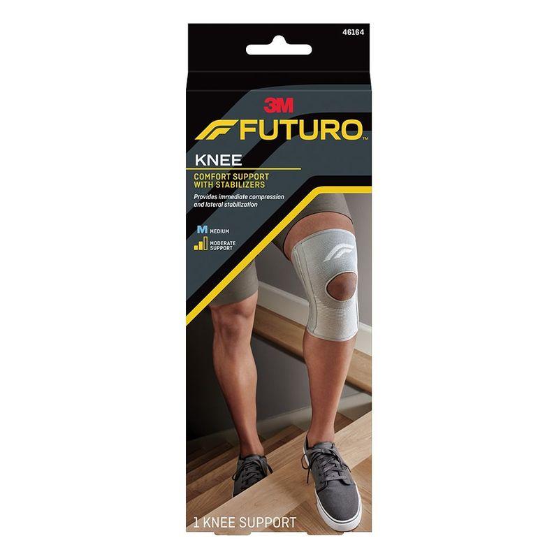 Futuro Comfort Knee Support With Stabilizers Medium