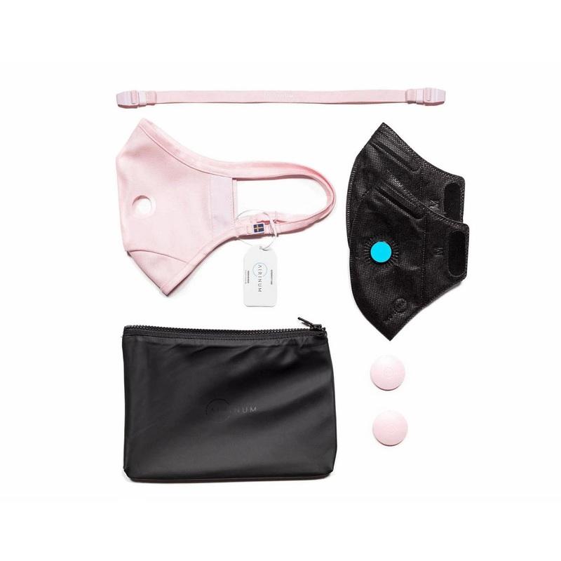 Airinum Air Mask Pearl Pink (L size) 1pc