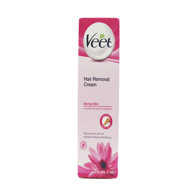 Veet Hair Removal Cream Legs & Body, 100g