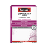 Swisse Cranberry Effervescent 60pcs