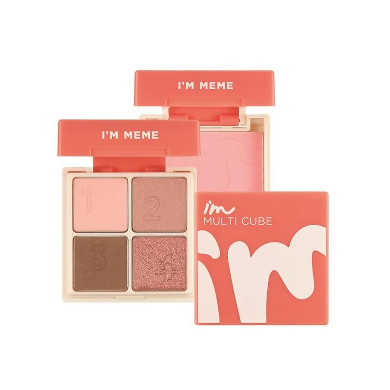 I'm Meme Multi Cube 001 Candy Pink, 8.5g