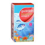 Guardian Kids Gummies Omega 3, 60pcs
