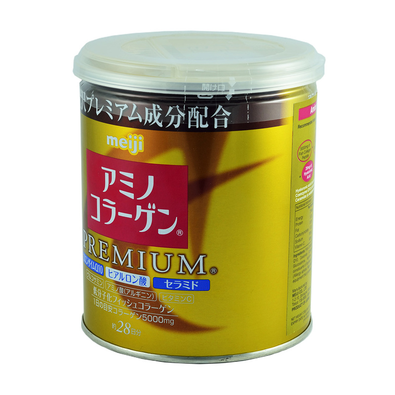 Meiji Amino Collagen Premium Gold, 200g