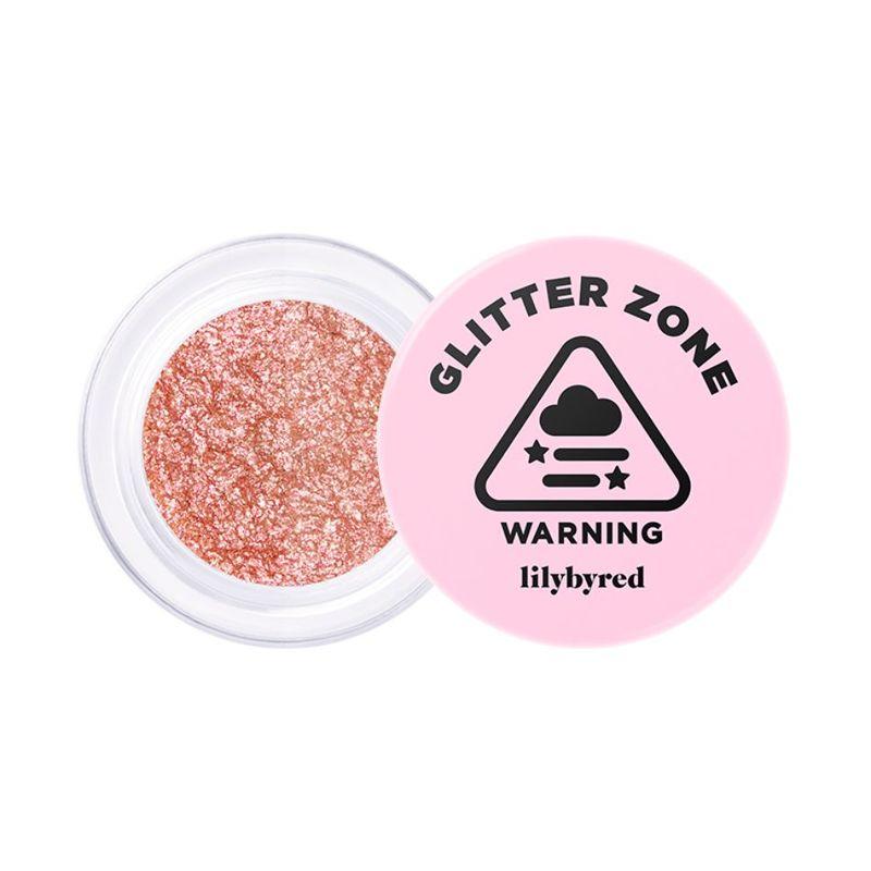 Lilybyred Glitter Zone Fog 02 Peach Pink Fog 3g