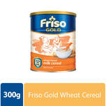 Friso Gold Wheat Cereal, 300g