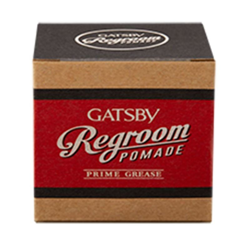 Gatsby Regroom Pomade Prime Grease 90g