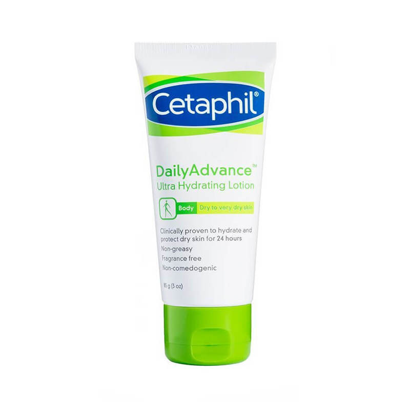 Cetaphil Dailyadvance Ultra Hydrating Lotion, 85g