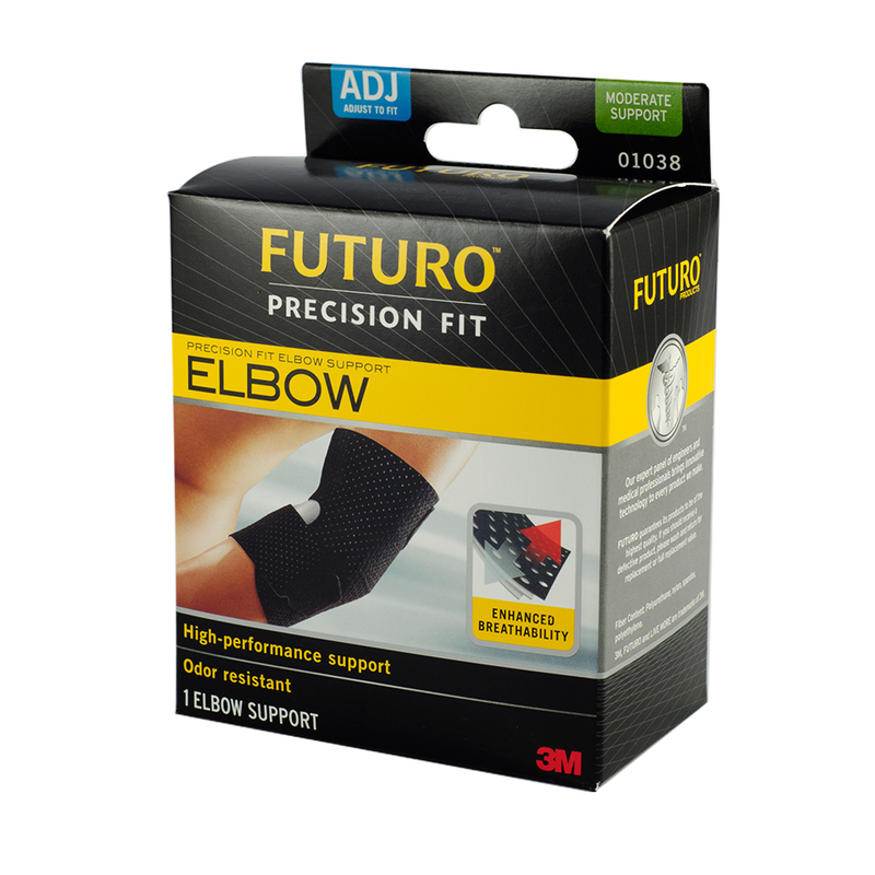 Futuro Precision Fit Adjustable Elbow Support