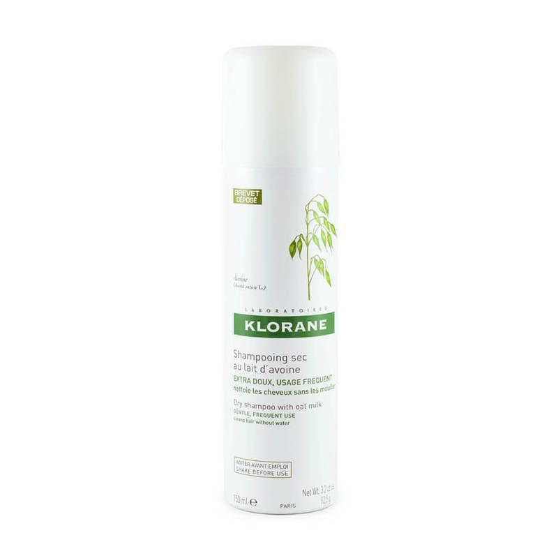 Klorane Oat Milk Dry Shampoo, 150ml